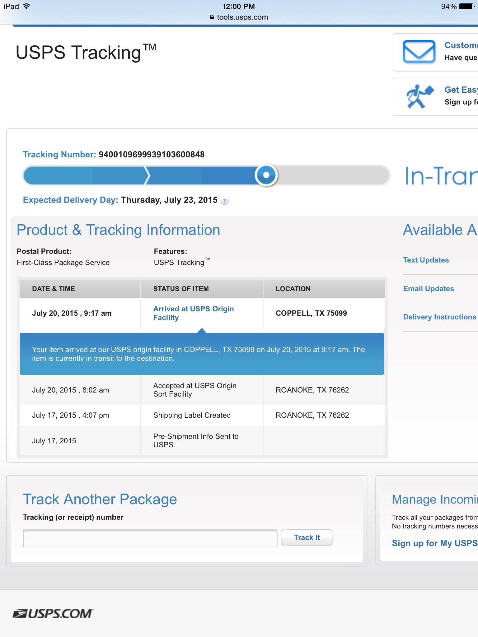 USPS Tracking Not Updating - Reasons How to Resolve the Tracking Problems