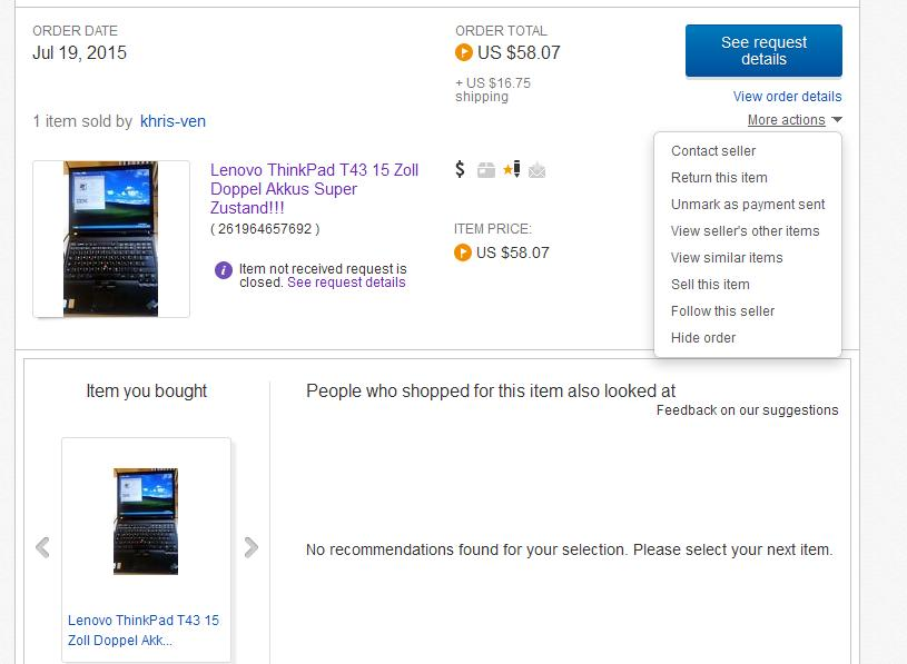 how to send message to seller on ebay