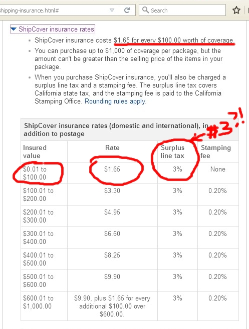 Usps Insurance Or Shipcover Insurance The Ebay Community