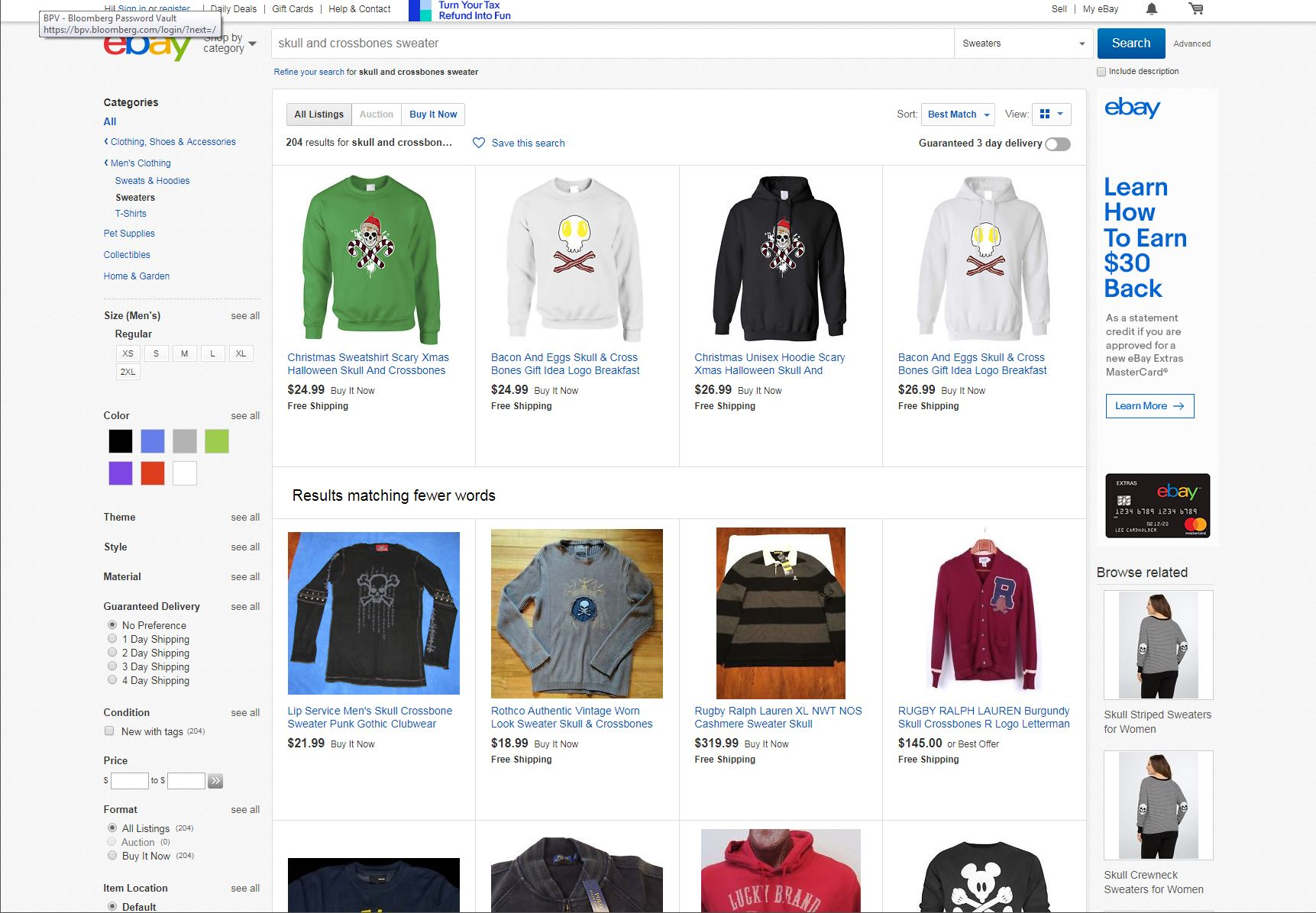 Solved Ebay Pages Not Completely Loading The Ebay Community