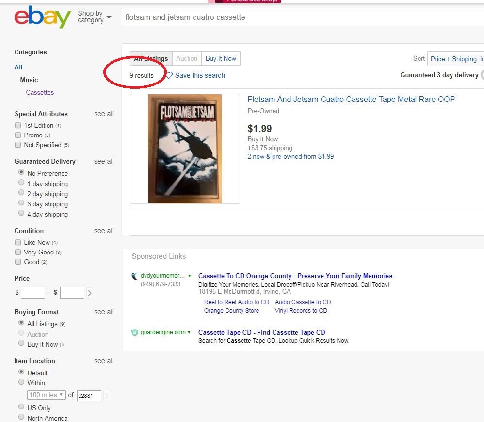 Search Completely Broken The Ebay Community