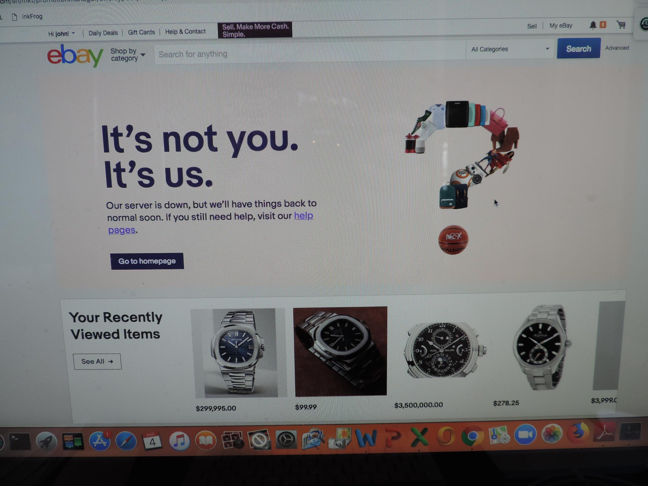 Ebay Finally Admits It S Not You Its Us More Gli The Ebay Community