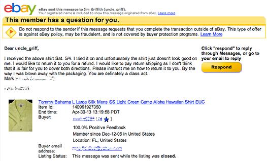 eBay hassle-free returns, step-by-step - The eBay Community