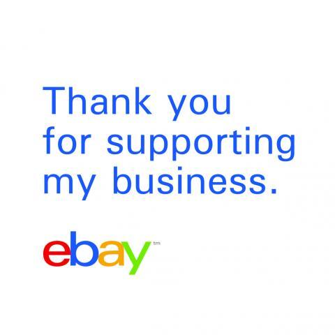 FREE 48 Ebay Seller Stickers