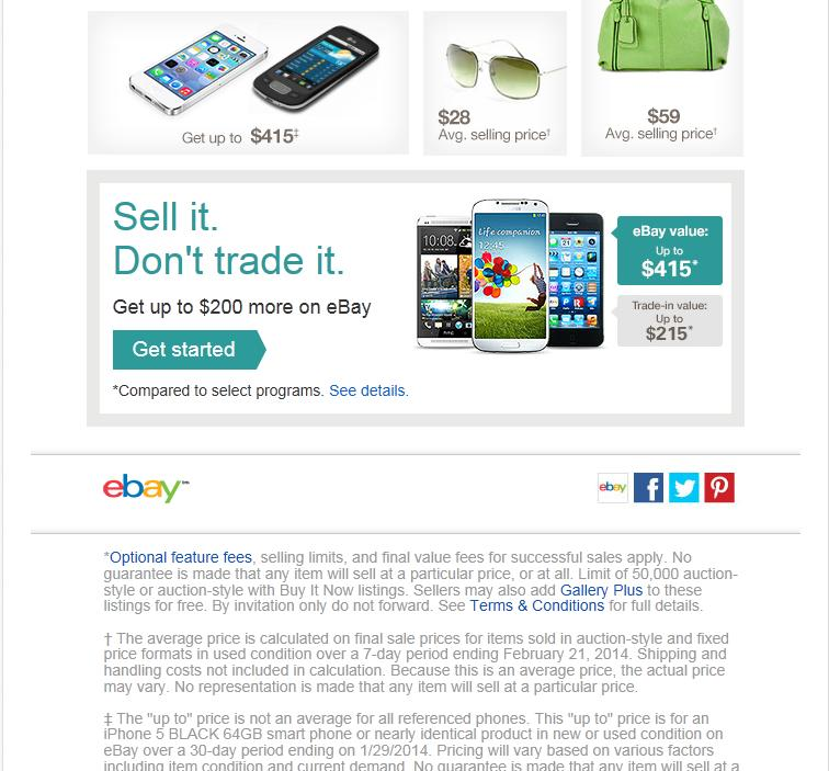New Listing Promotion Invite Only The Ebay Community