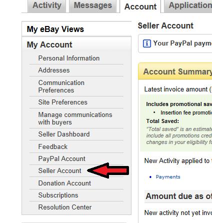 Ebay Seller Fees Recurring Billing Payment The Ebay Community
