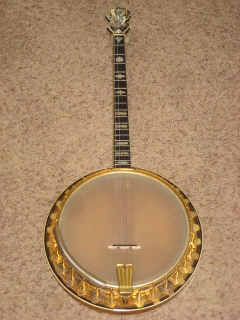 Help to Identify Vintage Vega 4 String Banjo - The eBay
