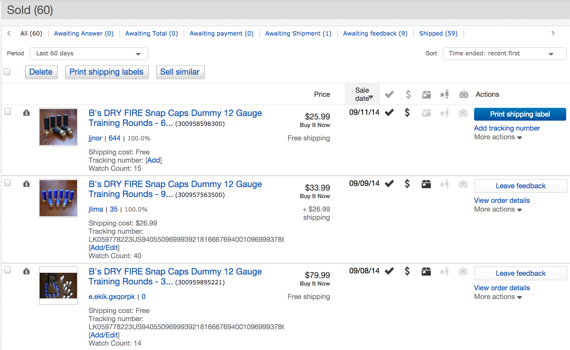 Did The My Ebay Summary Page Get Changed Again The Ebay Community