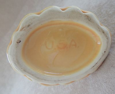 Lady USA Pottery Plant Vase, Mark.jpg