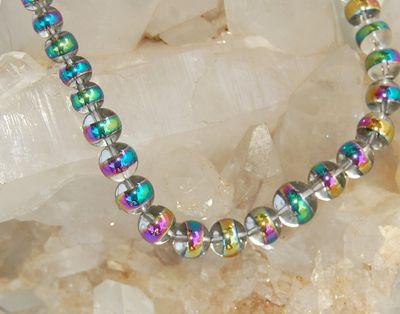 iridescent bead necklace detail.jpg