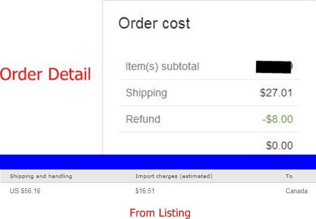Australia Not In Global Shipping Program The Ebay Community