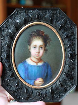 Porcelain Portrait Image 1
