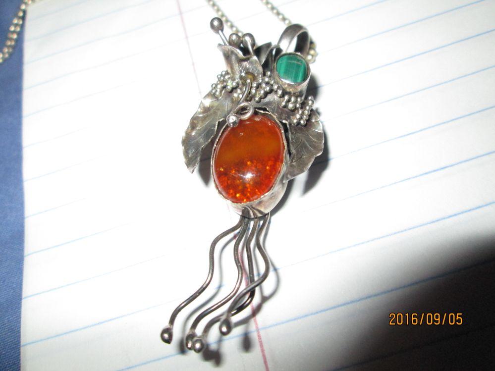 artisan silversmith.....or popular designer?