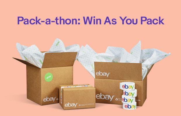 Pack, snap, share and you stand a chance to score eBay-branded tissues and stickers basis a random selection.