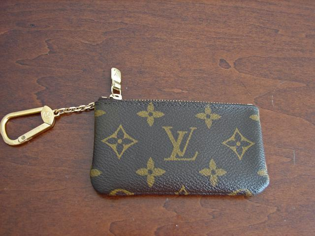 Louis Vuitton Cles Key Pouch Real Or