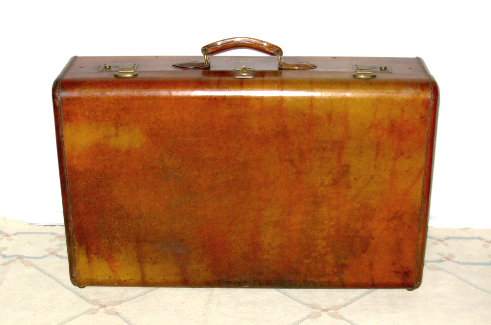 Vintage Hartmann Custom Built Suitcase - Age? How... - The eBay ...