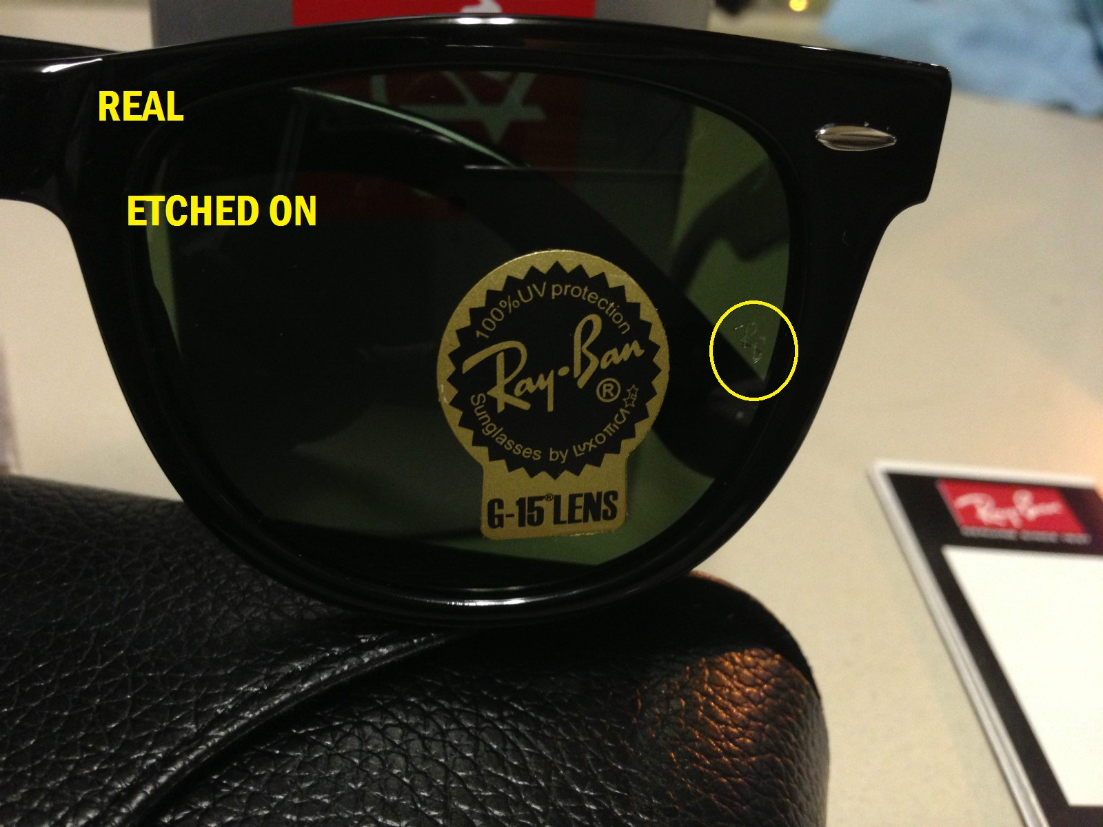 authentic ray bans cheap  fake ray ban sunglasses - The eBay Community