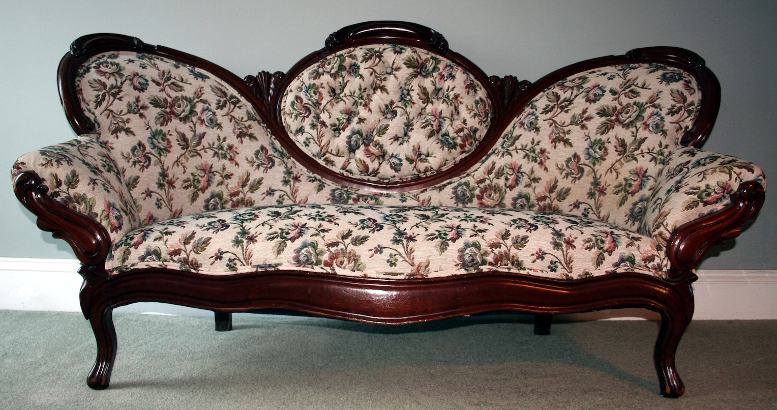 Is This Sofa And Chair Queen Anne Early 1900s Fro The Ebay