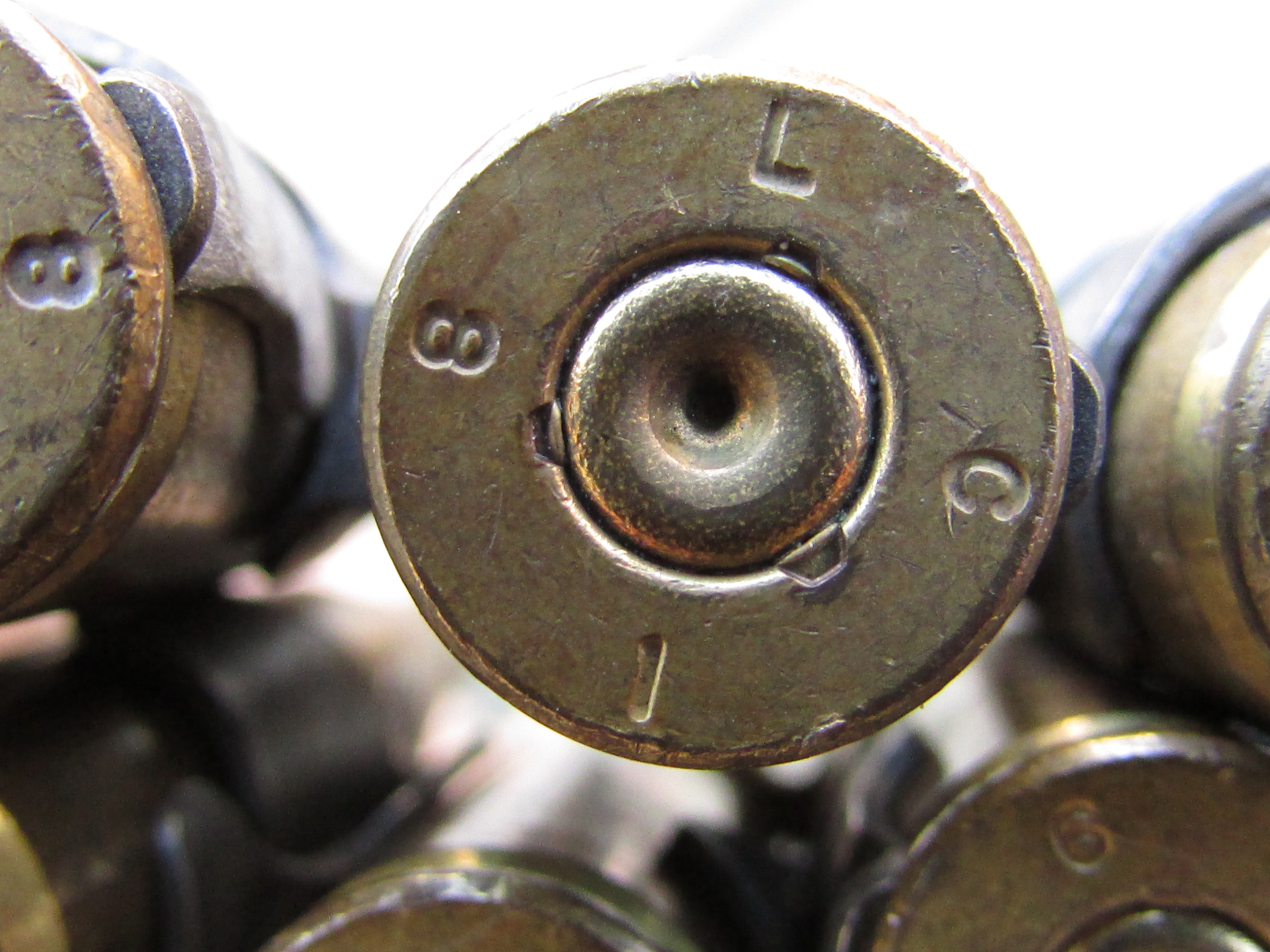 Solved: ammo shell casing stamped LC 18 - The eBay Community