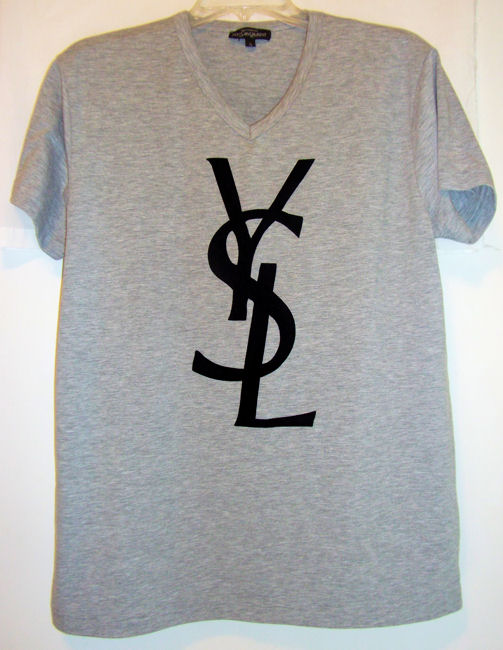 help is this ysl yves saint laurent t shirt real the ebay community. Black Bedroom Furniture Sets. Home Design Ideas