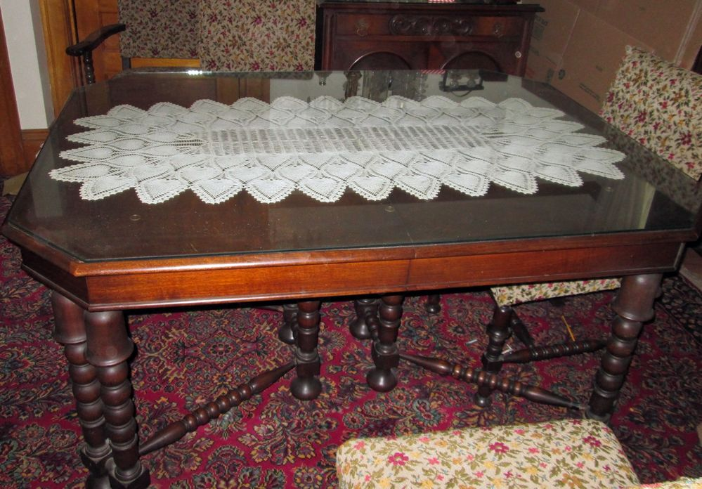 What are these three dining room pieces of furnitu... - The eBay ...