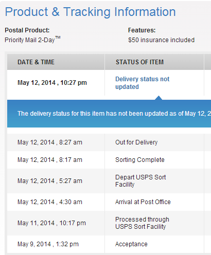 What if a buyer's return was lost by USPS? - The eBay Community