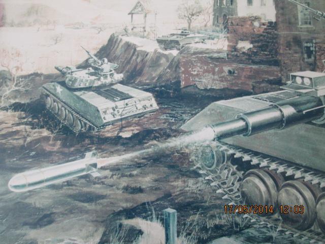 Tank battle scene need help identifying - The eBay Community
