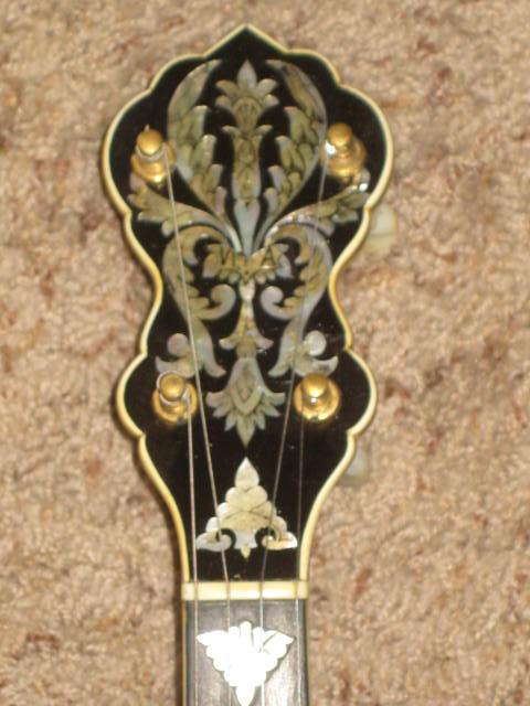 Help to Identify Vintage Vega 4 String Banjo - The eBay Community