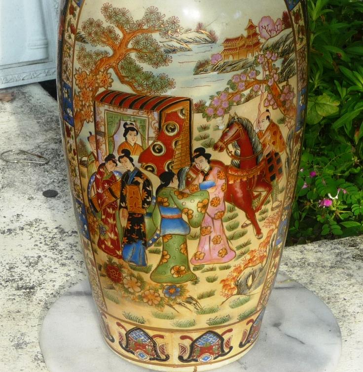 Help Wchinese Vase The Ebay Community