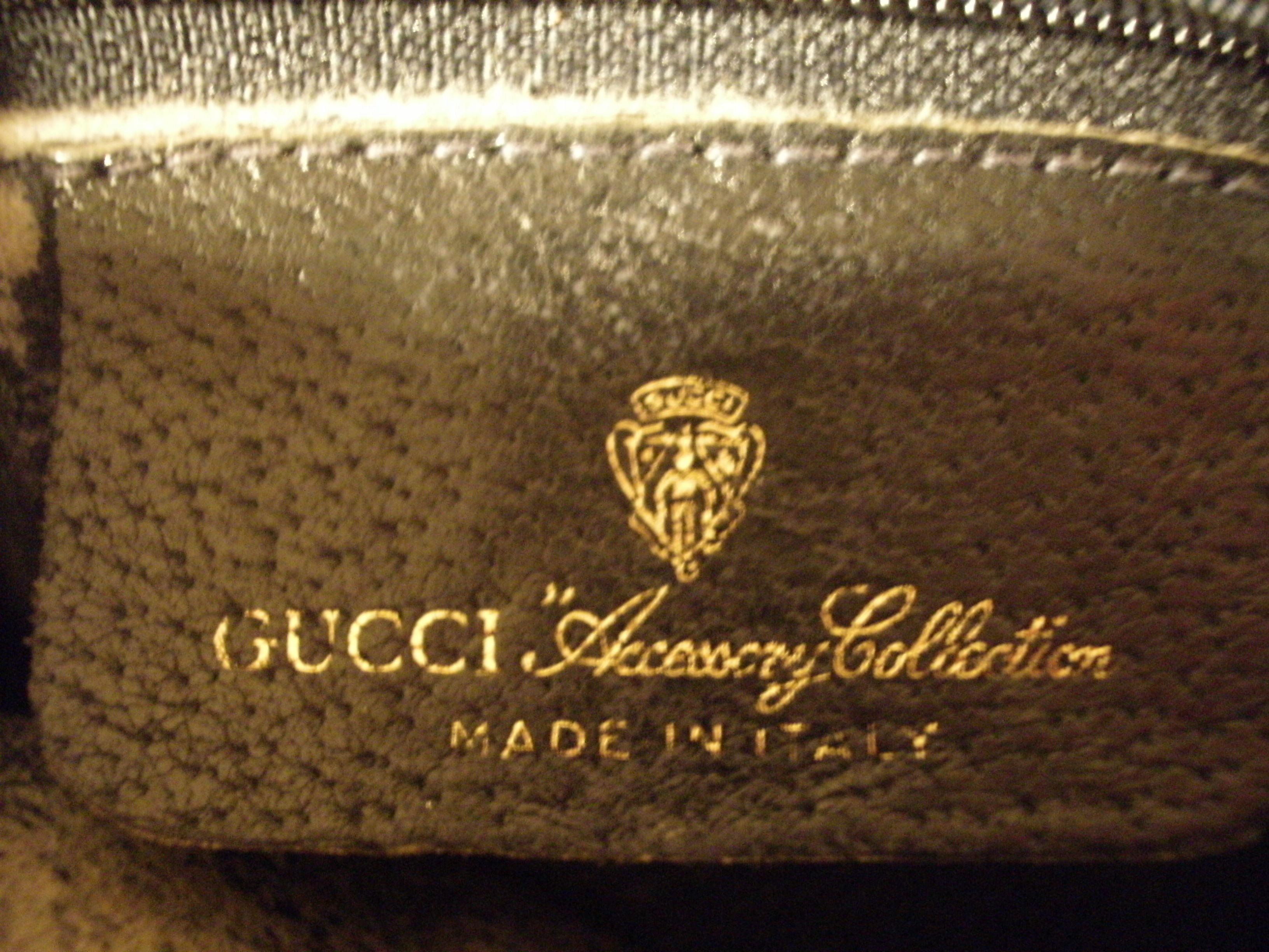 239b5cf025d Vintage Gucci Bag Authentication Style Guru Fashion Glitz