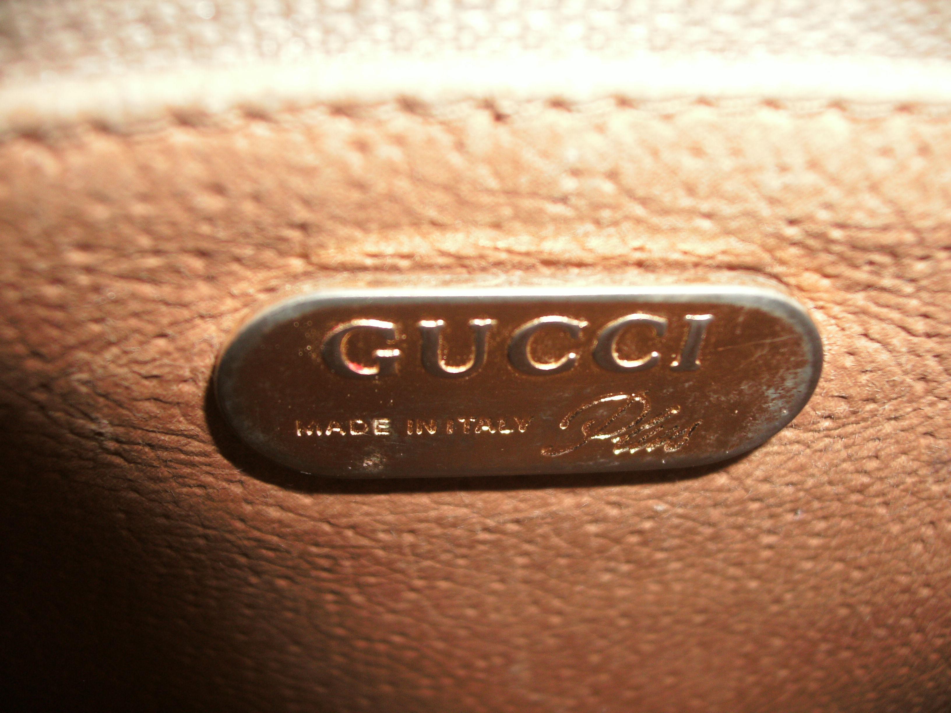 19edd586b12 Vintage Gucci Plus Bag - The eBay Community