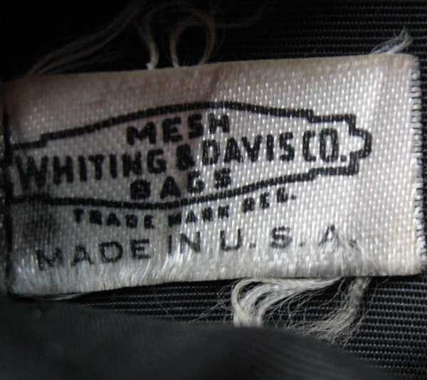 dating whiting and davis bags