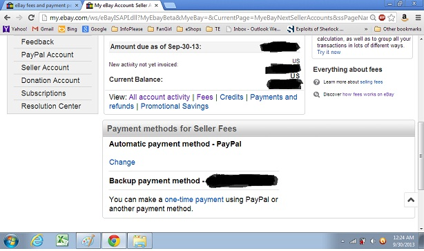 Sold item on ebay says payment pending