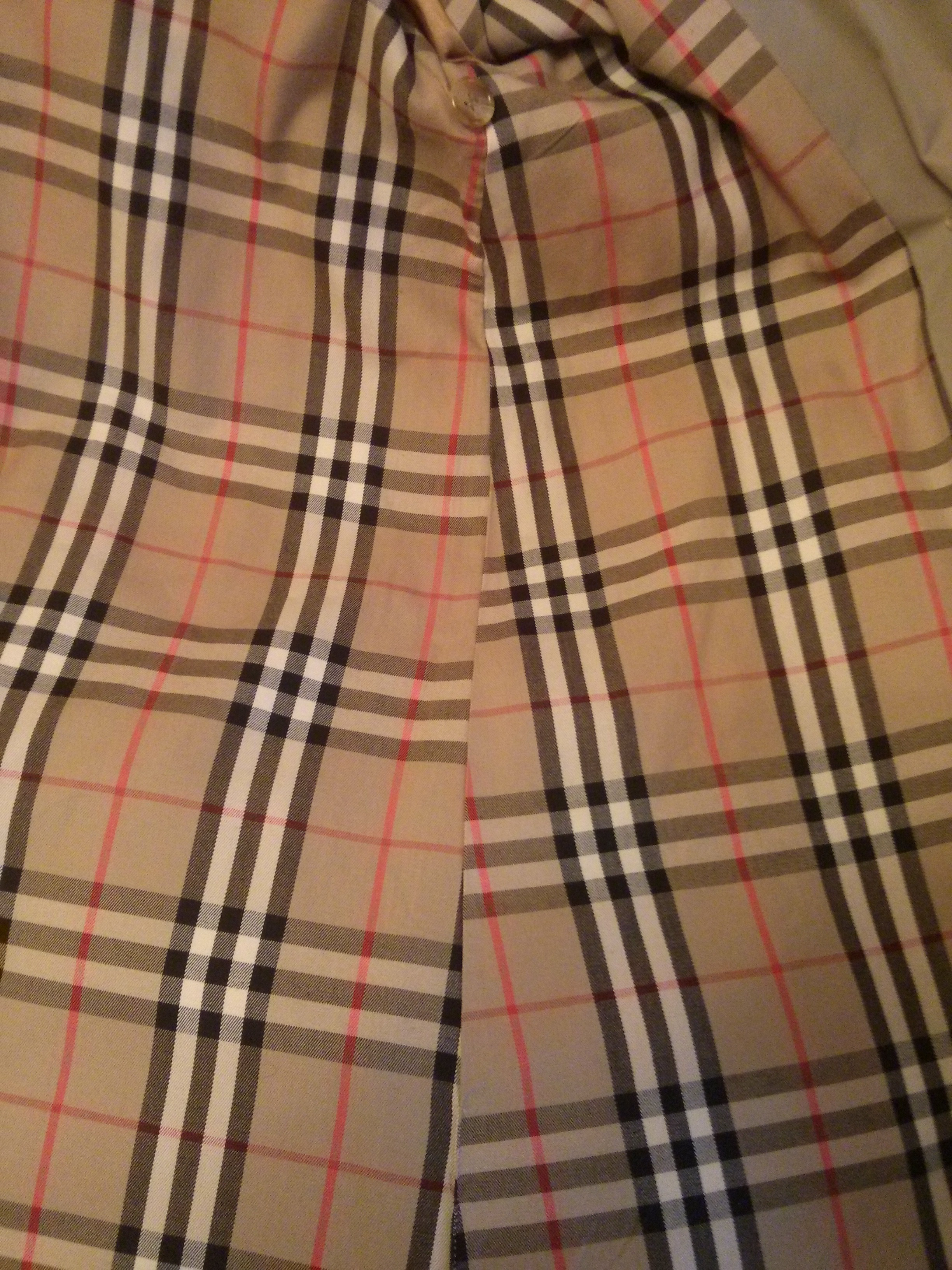 9b0dd39b56 Please help ..Buyer says she thinks trench may be ... - The eBay ...