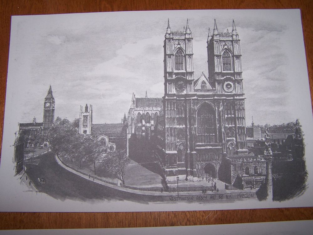 OT: any one ever hear of this English artist Ron M... - The eBay Community